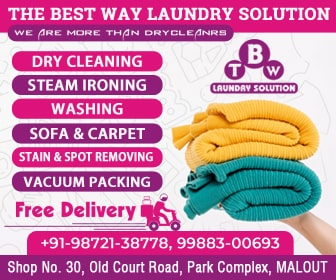 The Best Way Laundry Solution in Malout